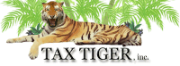 Tax Tiger Naming by NameSharks
